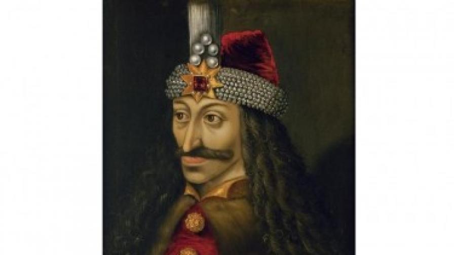 Портрет на Влад Цепеш, съхраняван във виенския Музей на история на изкуството