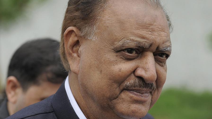 Мамнун Хусейн бе избран за президент на Пакистан