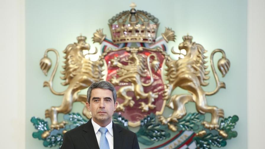 Дойчландфунк: Защо Плевнелиев е толкова популярен сред народа си