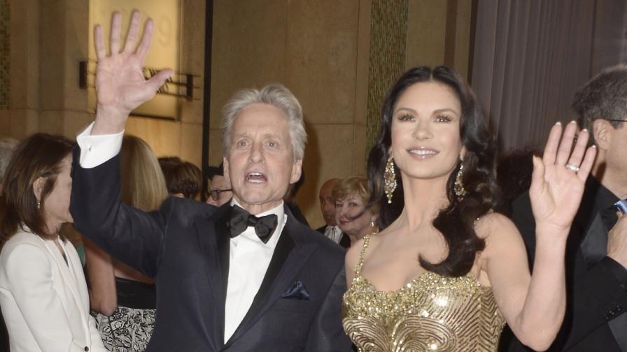"""""""Стар"""": Катрин Зита-Джоунс и Майкъл Дъглас се развеждат"""