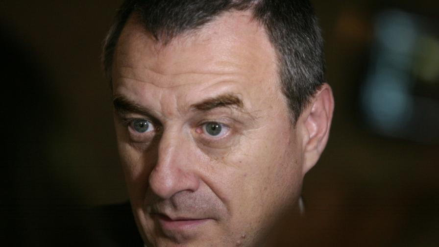 Йовчев: Имаше информация, че се подготвя атака на парламента