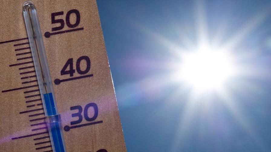 Температури до 38° в четвъртък