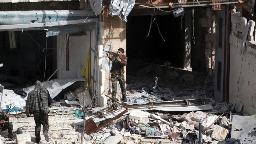 Над сирийската криза витае синдромът на Ирак