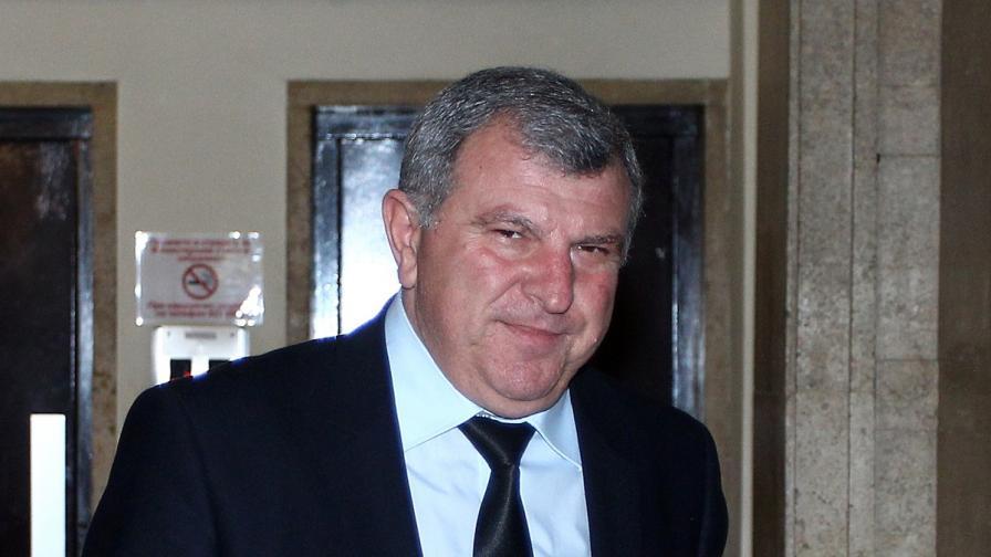 Министърът на земеделието и храните Димитър Греков