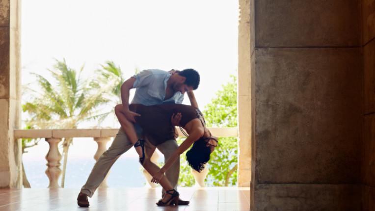 танго латино танци