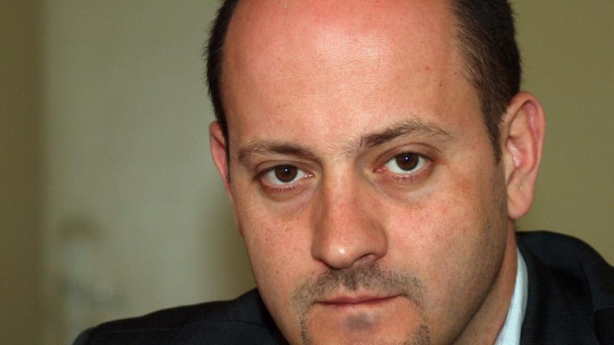 Председателят на ДСБ Радан Кънев