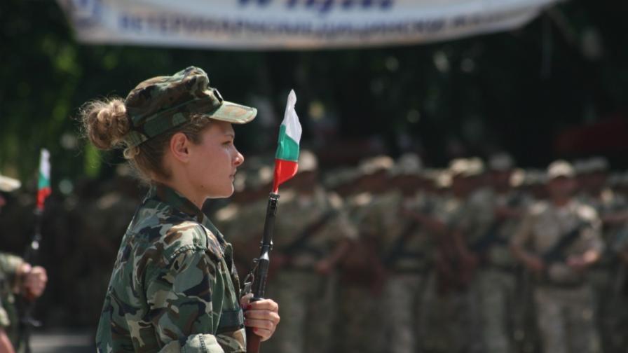 Завърнаха се военните от 24-ия контингент в Афганистан