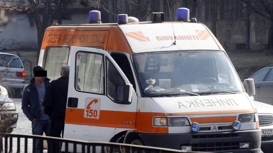 Жена се запали и загина в село край Сандански