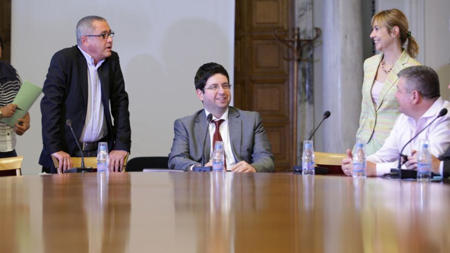Бюджетната комисия обсъжда създаването на смесено дружество за печатницата на БНБ