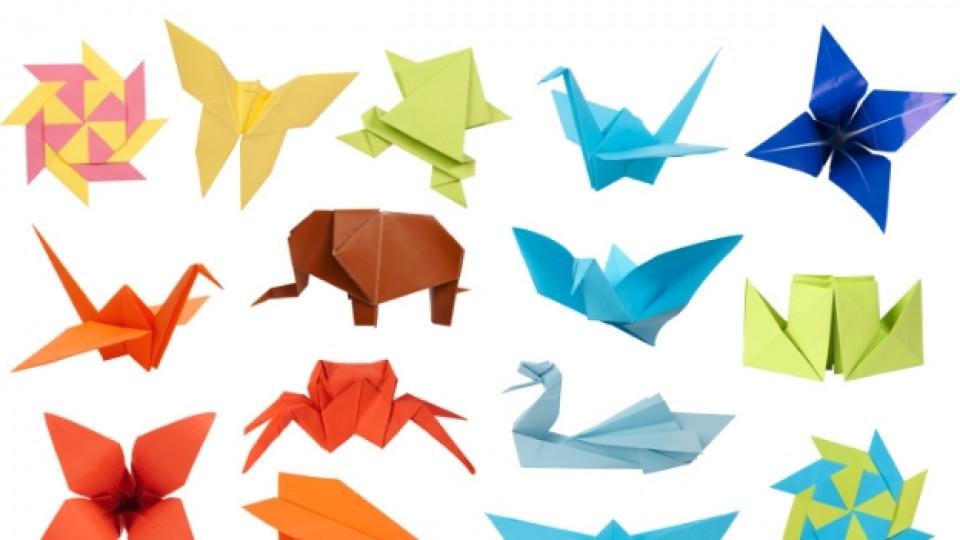 Оригами за деца - забавно и полезно