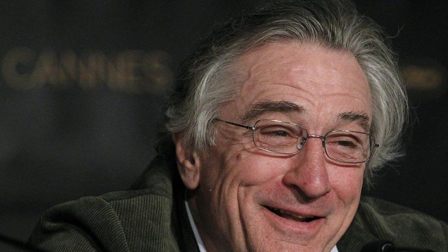 Робърт де Ниро стана на 70