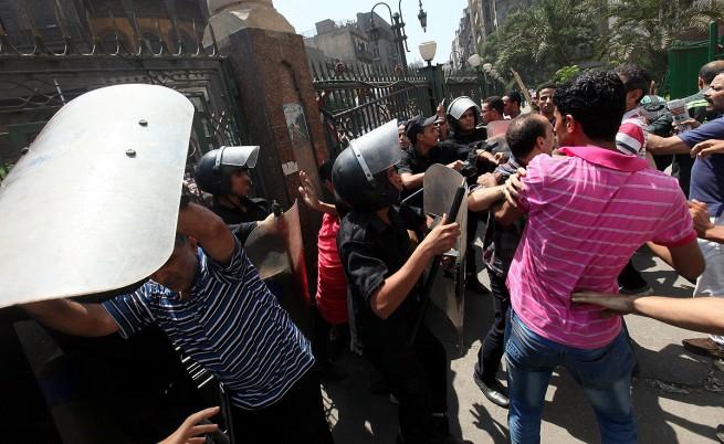 В Египет започнаха масови арести на ислямисти