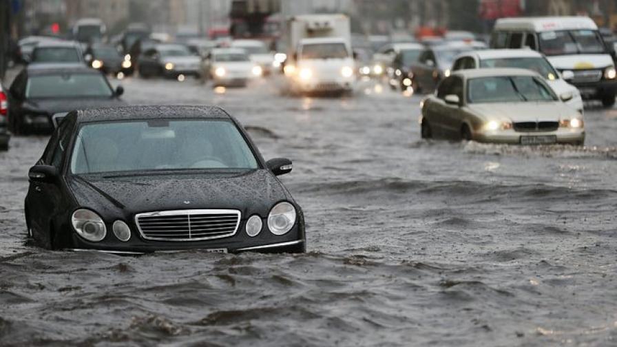 19 000 души евакуирани заради наводнения в руския Далечен Изток