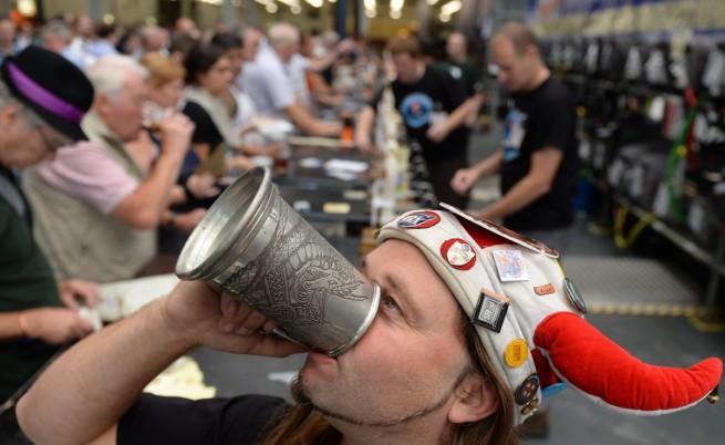 Съживиха 300-годишна бира
