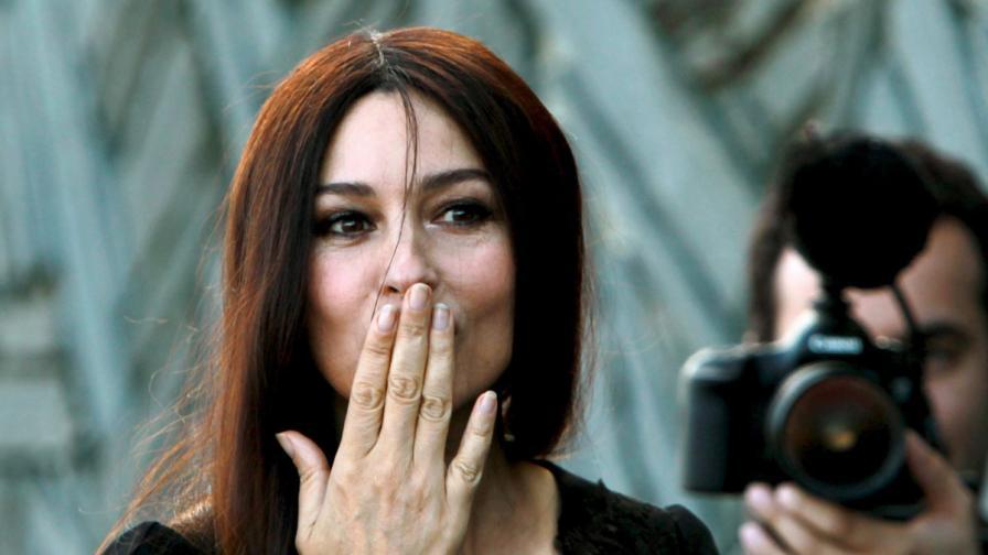 """Клоусър"": Моника Белучи и Венсан Касел се развеждат"