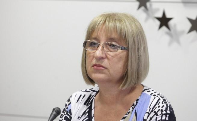 Цачева: ГЕРБ ще запълни незаетите места в комисиите на НС