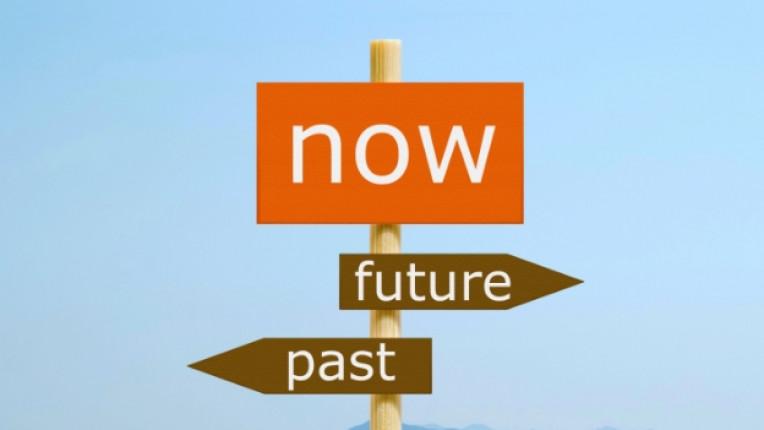 носталгия бъдеще минало технологии приятели живот разбиране