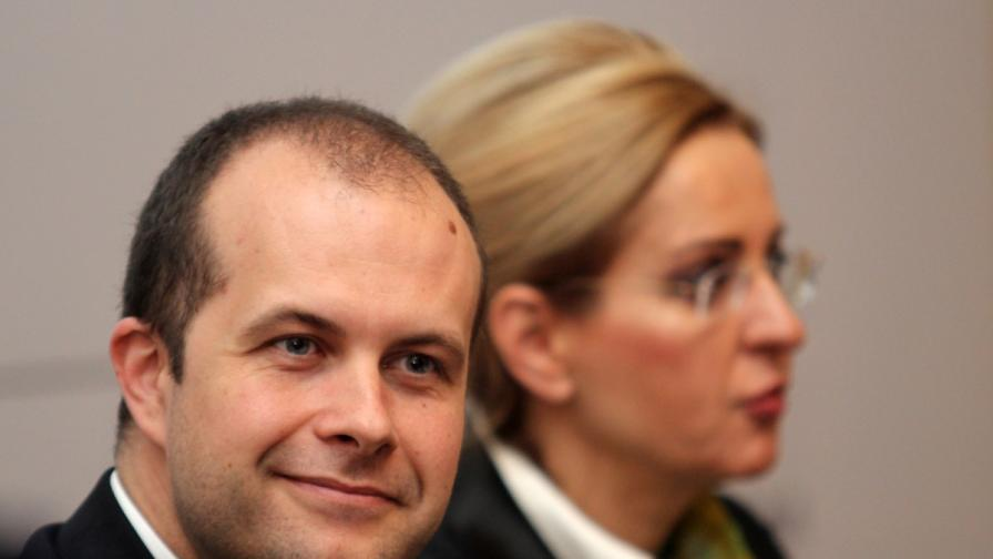 Директорът на Агенцията по инвестиции Борислав Стефанов подаде оставка