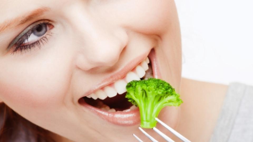 Броколите са богати на витамин C и фибри и спомагат за редуциране на наднорменото тегло