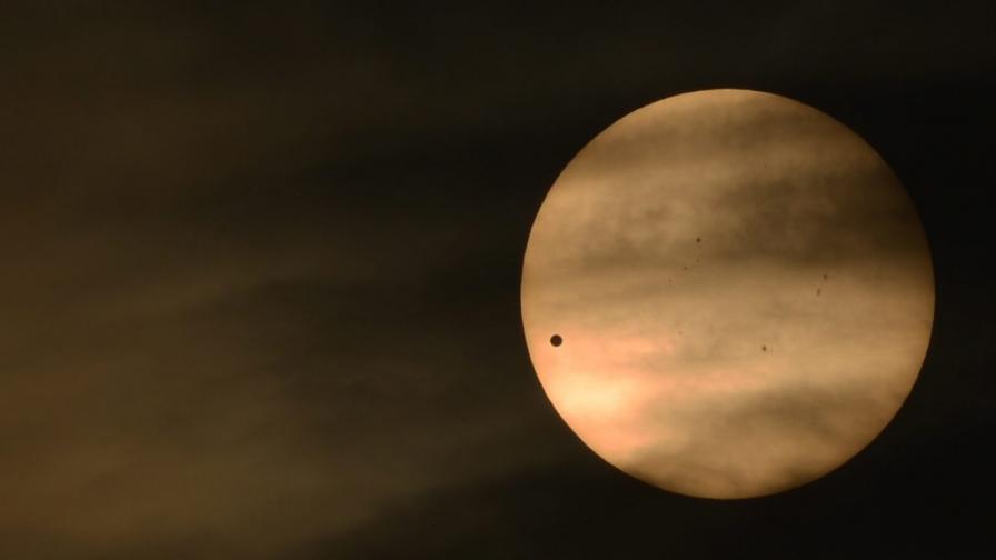НАСА се готви да изследва Венера с ветроход