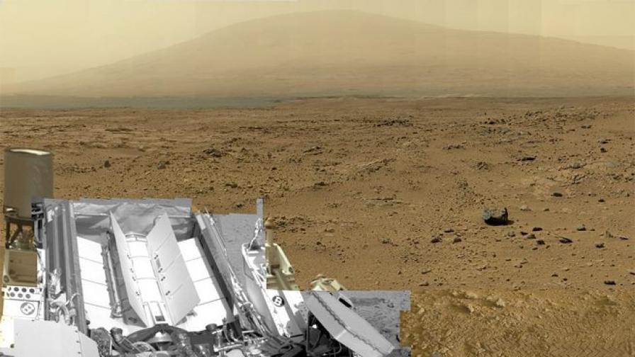Животът на Земята е дошъл от Марс