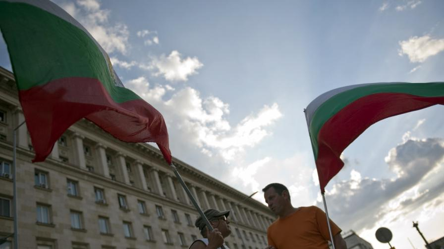 Малоброен протест в 78-ата вечер на недоволство