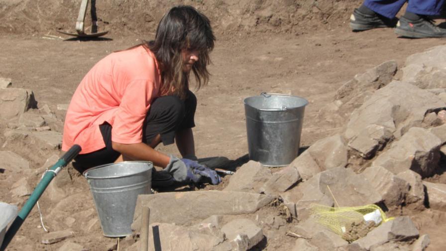 """Археолози: Край """"Туида"""" може да е съществувал храм на Зевс"""