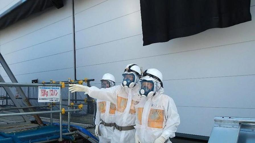 Повишена радиоактивност в централата във Фукушима