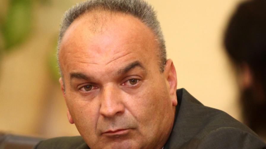 Изпълнителният директор на БДЖ Християн Кръстев