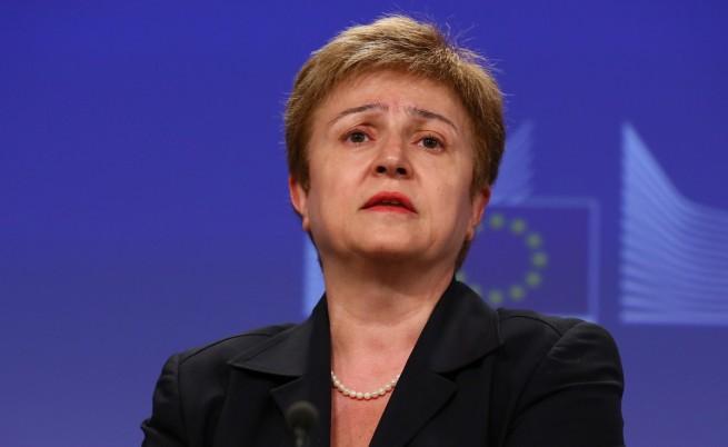 Кристалина Георгиева призовава за защита на хуманитарните работници