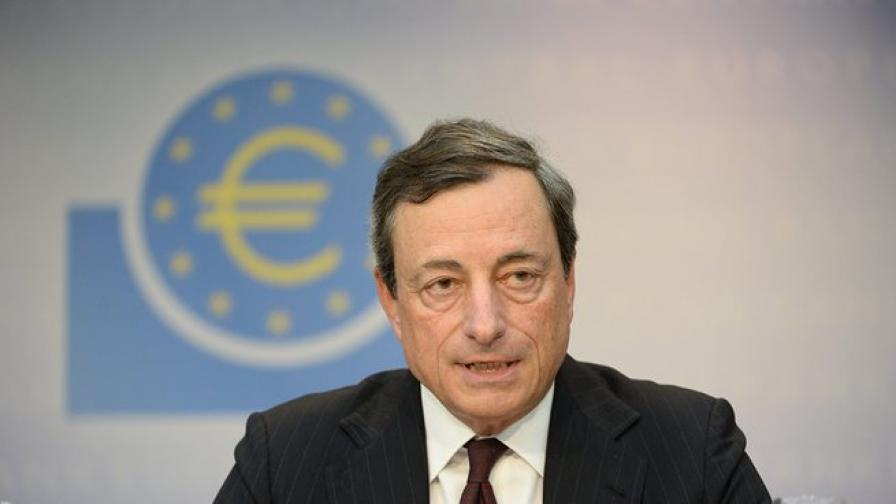 ЕЦБ по-песимистична за растежа през 2014 г.