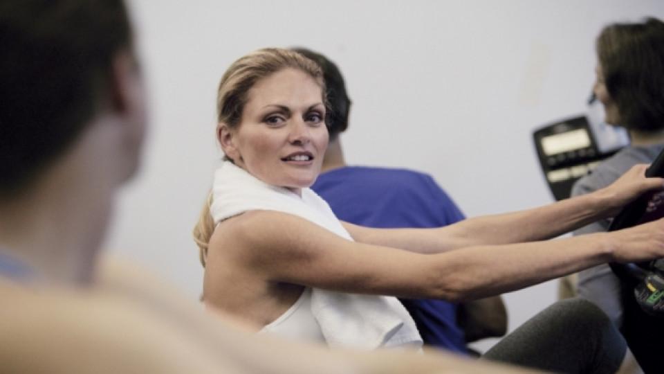 Статистиките показват, че над 40% от жените са гримирани, докато тренират във фитнес залата