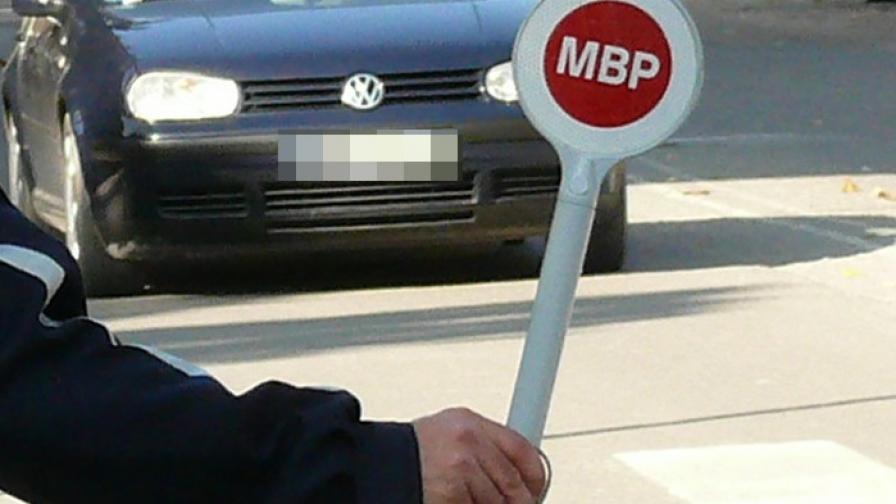 Бързи присъди срещу нарушителите на пътя