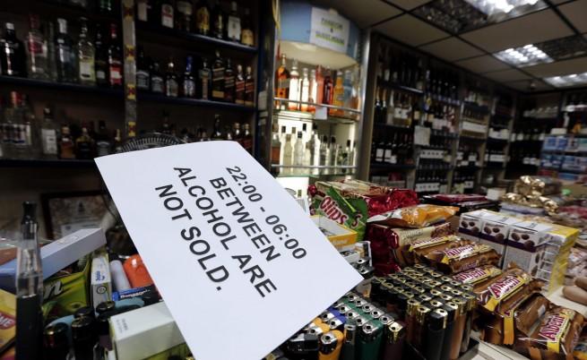 Новият закон за ограничения алкохол влезе в сила в Турция
