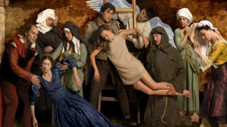 Ромео и Жулиета изложба фотографии театър нов подход изкуство свободно