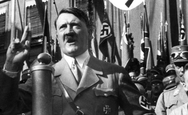 Хитлер бил на крачка от атомна бомба и летяща чиния