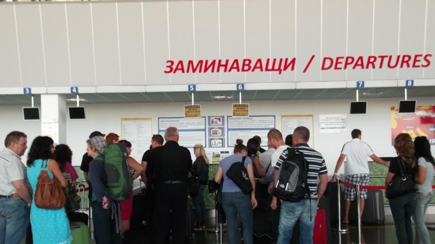 """""""Райън еър"""" спира полети от Пловдив"""