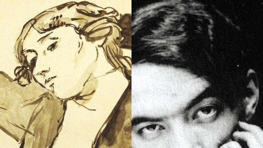 """От изложбата """"Жюл Паскин - от Видин до Париж"""""""