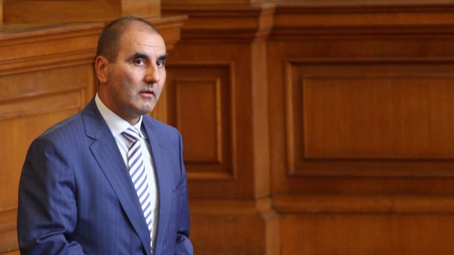ГЕРБ внася вот на недоверие към кабинета в четвъртък