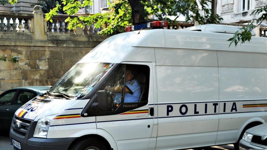Катастрофа с български шофьори в Румъния