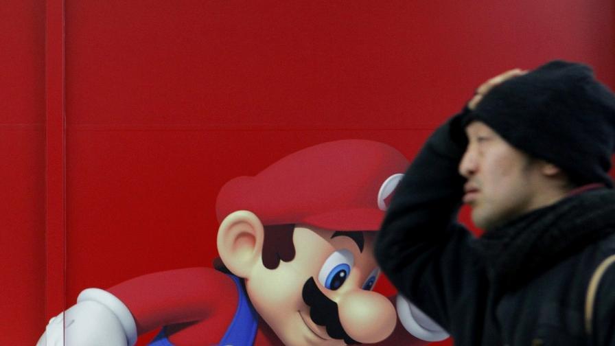 Супер Марио, един от най-известните герои от видеоигрите