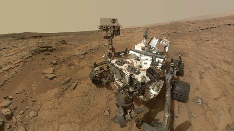Къде изчезна метанът от Марс?