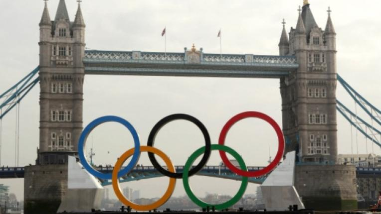 Вог Олимпиада спортисти корица