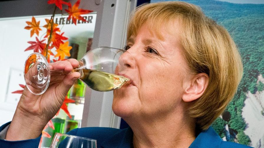 Да живеем като канцлера за 55 евро