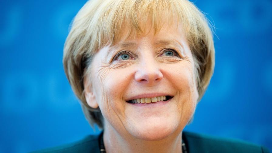 Ангела Меркел поиска дискусията за опасността от български наплив да бъде преустановена