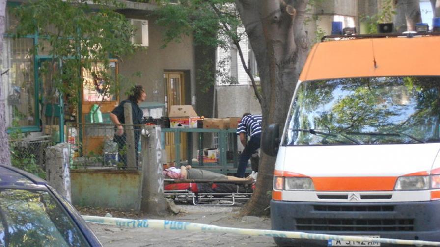 Жената в Бургас убита заради отказан банков кредит