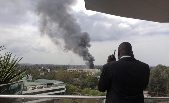 Почти всички заложници в Найроби са освободени