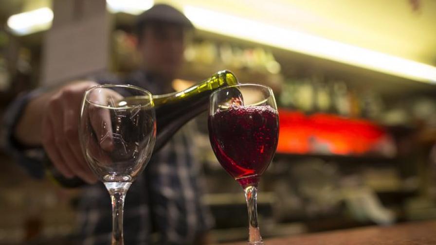 БГ винарите искат да си върнат британския пазар