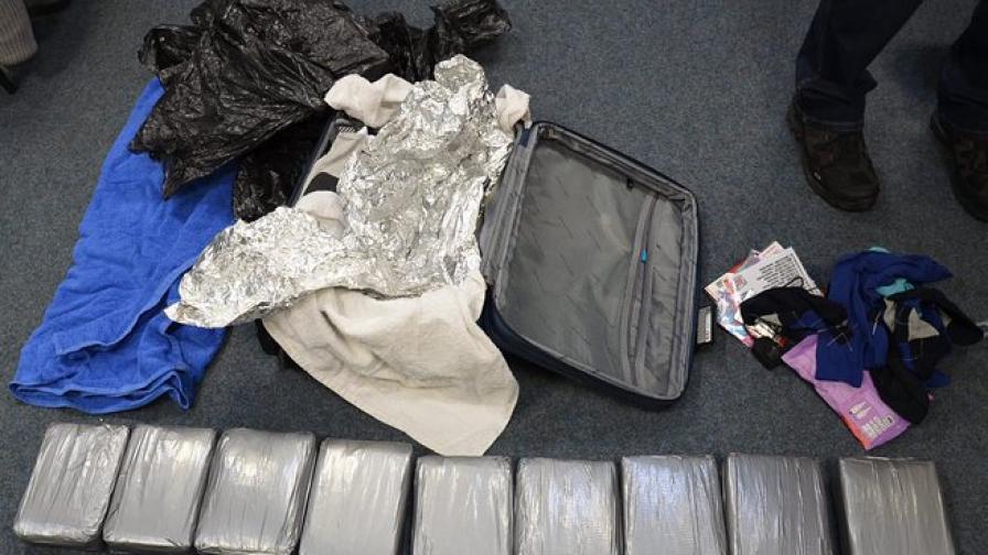 Арести след конфискуването на кокаин за 2 млн. евро във Франция