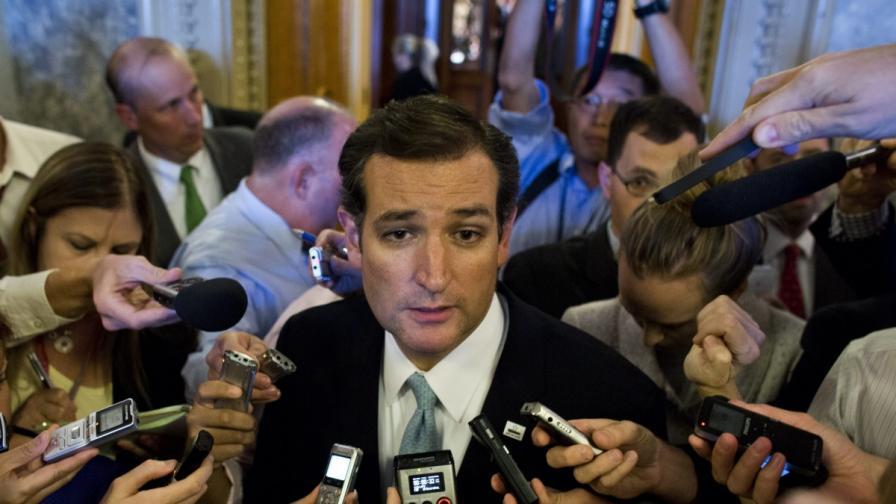 Словесен маратон: Сенатор в САЩ говори над 21 ч.